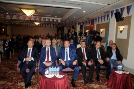 Tabzonspor Divan kurulu'nda arbede çıktı
