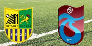 Metalist Kharkiv 1- Trabzonspor 2