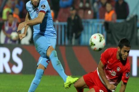 Trabzonspor: 4 - Gaziantepspor: 4