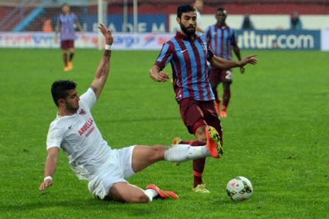 Trabzonspor - Mersin İdmanyurdu maçı