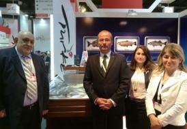 Türk su ürünleri Ortadoğu'ya Dubai'den girecek