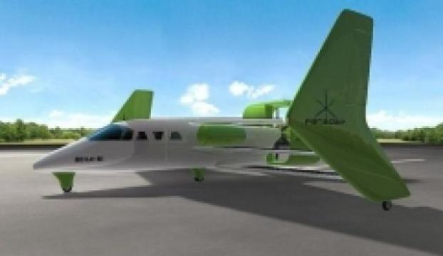 Üç kanatlı biyodizel yakıt sistemli uçak Kickstarterda destek arıyor