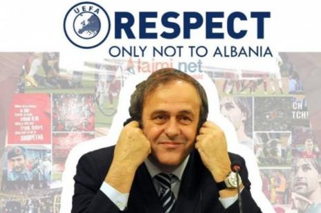 UEFA'nın kararına Kosova'da tepki!