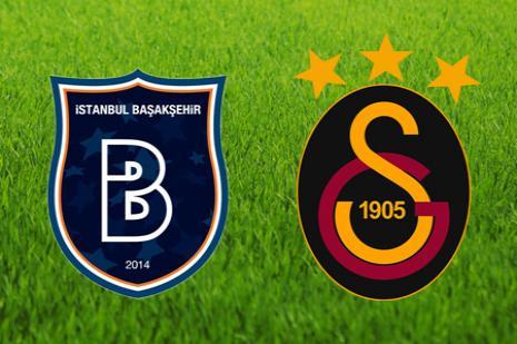 Galatasaray ile İstanbul Başakşehir 13. randevuda