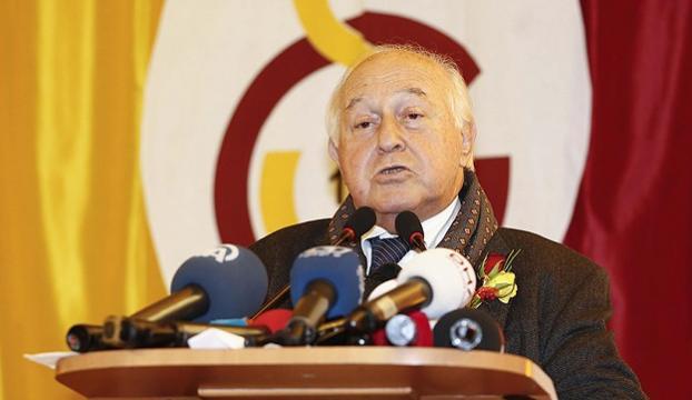 İşte Galatasarayın yeni başkanı!