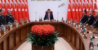 Davutoğlu başkanlığında ilk YAŞ toplantısı