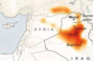 Musul'u bekleyen zehirli gaz felaketi
