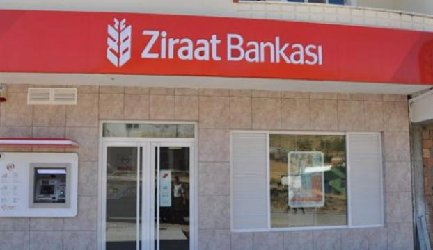 Ziraat Bankasına izin çıktı