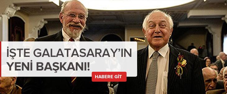 """Galatasaray """"yeni başkanını"""" seçiyor"""