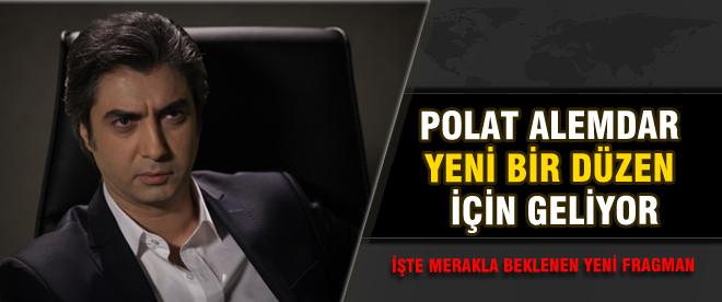 Kurtlar Vadisi Pusu'nun yeni sezon ikinci tanıtım fragmanı yayınlandı