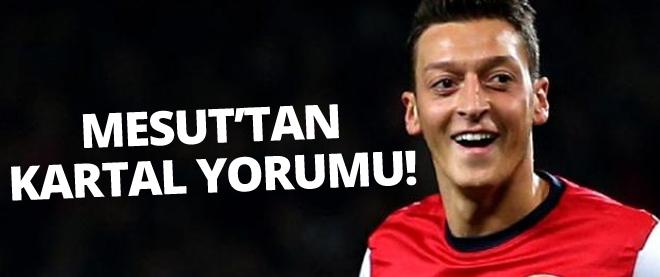 Mesut Özil'den Beşiktaş yorumu