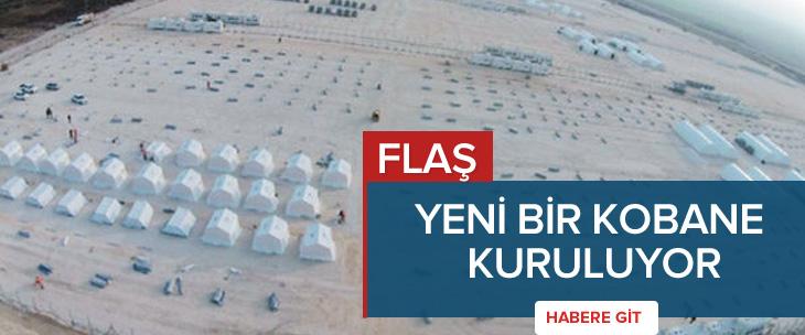 Suruç'ta yeni bir Kobane kuruluyor